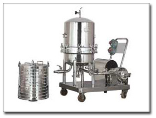 Liquid filtration unit